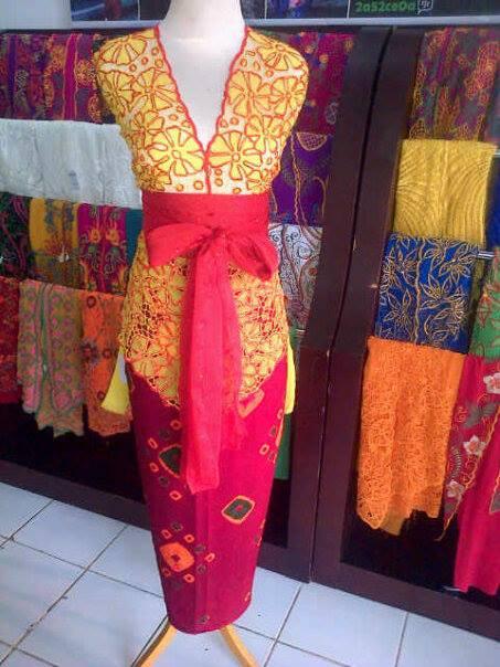 Pusat Kebaya Bali | kebaya bali murah dan modis